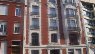 Location appartement f1 à Lille - Ref.L1606 - Image 1