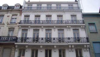 Location appartement f1 à Lille - Ref.L1705 - Image 1