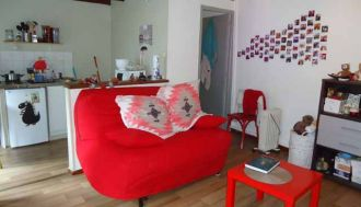 Location appartement f1 à Lille - Ref.L2706 - Image 1