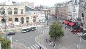 Location appartement f1 à Lille - Ref.L3182 - Image 1