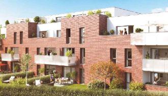 Location appartement f1 à Quesnoy-sur-Deûle - Ref.L3652 - Image 1