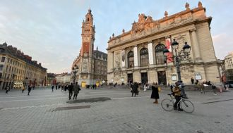 Location appartement f1 à Lille - Ref.L3761 - Image 1