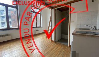 Vente appartement f1 à Lille - Ref.V6845 - Image 1