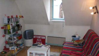 Vente appartement f1 à Lille - Ref.V2744 - Image 1