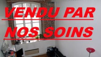 Vente appartement f1 à Lille - Ref.V3515 - Image 1