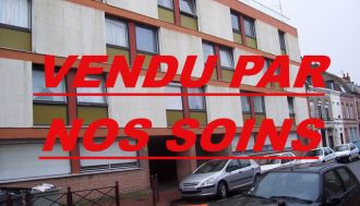 Vente appartement f1 à Lille - Ref.V3673 - Image 1