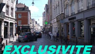 Vente appartement f1 à Lille - Ref.V5080 - Image 1
