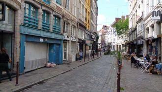 Vente appartement f1 à Lille - Ref.V5565 - Image 1