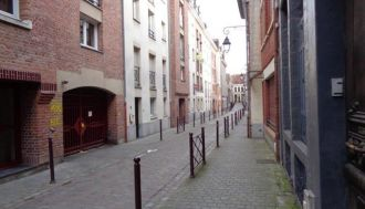Vente appartement f1 à Lille - Ref.V5632 - Image 1