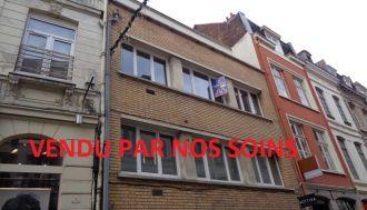Vente appartement f1 à Lille - Ref.V6591 - Image 1
