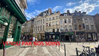 Vente appartement f1 à Lille - Ref.V6715 - Image 1