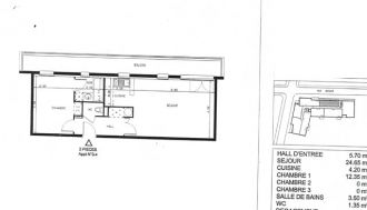 Location appartement f1 à Lambersart - Ref.L49 - Image 1