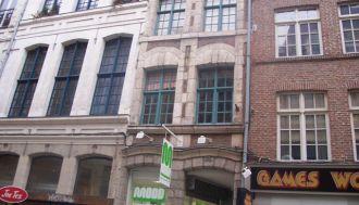 Location appartement f1 à Lille - Ref.L210 - Image 1